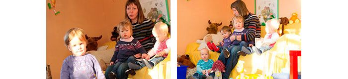 Kinderbetreuung Karin Freitag